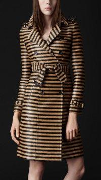 Модные плащи весна 2012