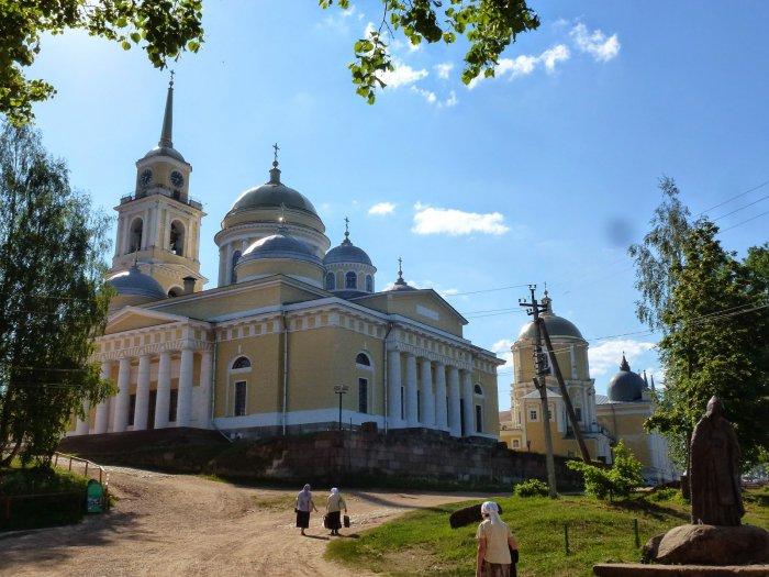 Тверская область: достопримечательности Осташкова