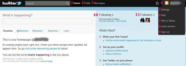Как пользоваться твиттером