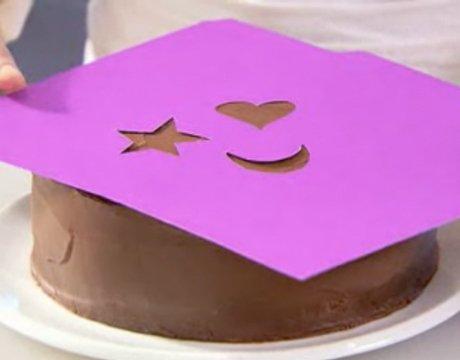 Украшаем торт своими руками в домашних условиях