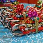 Красивые и оригинальные новогодние упаковки для конфет своими руками