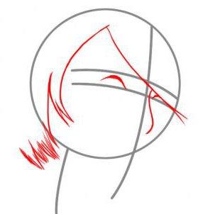 Уроки рисования. Нарисованные певицы. Как нарисовать певицу?