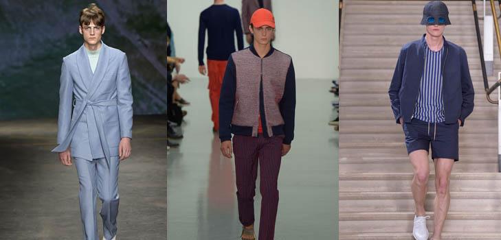В столице Великобритании стартовала Неделя мужской моды