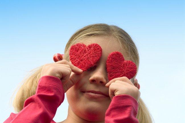 День святого Валентина в школе