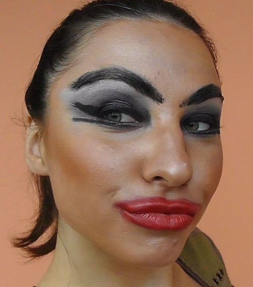 Вечерний макияж сделать самой - Nationalparks.ru