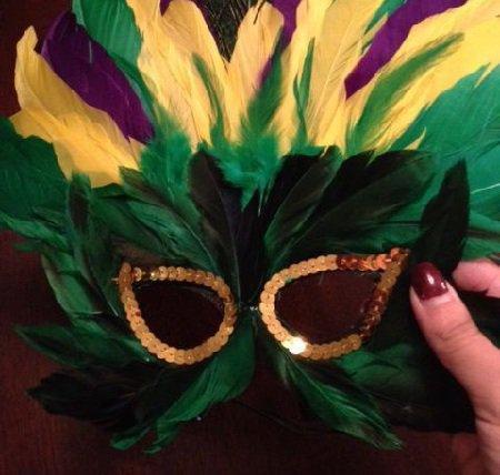 Карнавальные маски своими руками — фото инструкция
