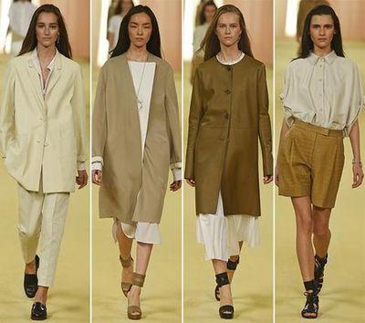 Весенние женские куртки-парки: самые актуальные модели сезона Весна 2015, фото