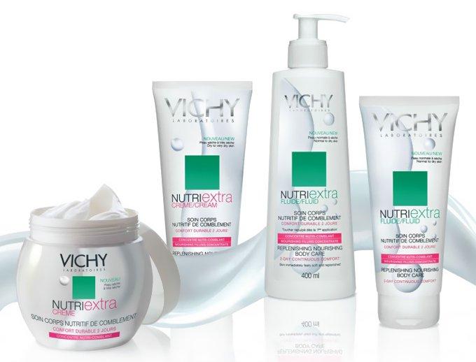 Vichy NutriExtra крем, флюид, уход, средство