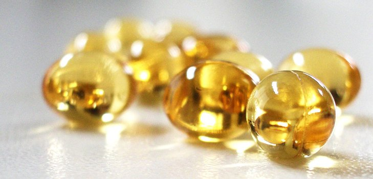 Витамин Е в капсулах для лица и волос