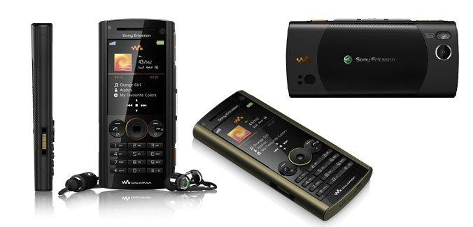 Sony Ericsson Walkman W902 Мобильный телефон