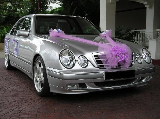 Свадебное оформление машин своими руками мастер класс
