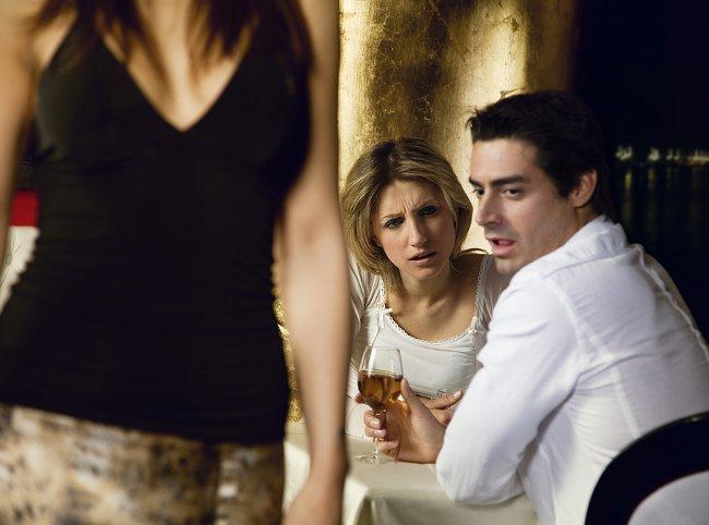 Почему мужчины заводят любовниц