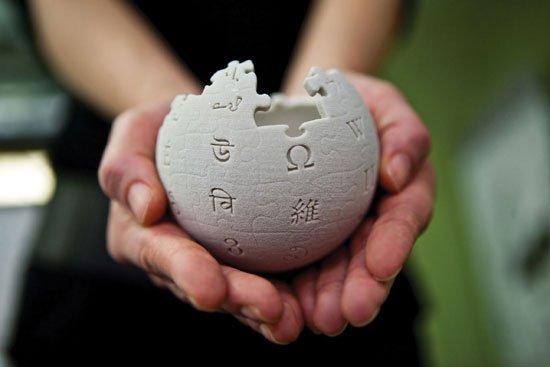 Википедия является самым обширным местом скопления знаний в истории человечества