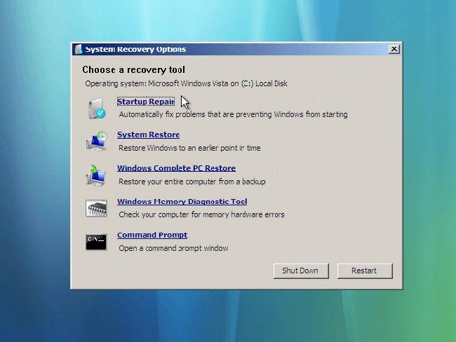 Не грузится Windows 7: что делать