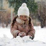 Одежда ребенка зимой