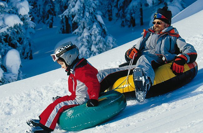 Куда поехать на новогодние каникулы с детьми?