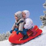 Как провести зимний отдых с детьми?