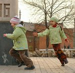 Подвижные игры с детьми на природе