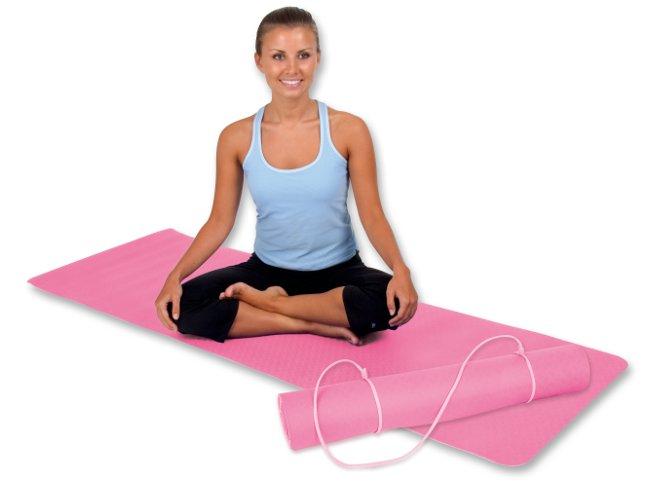 Коврик для йоги: какой выбрать?