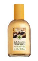 Yves Rocher LES PLAISIRS NATURE Vanilla Bio туалетная вода, гель, мыло, скраб, крем, молочко, бальзам для губ