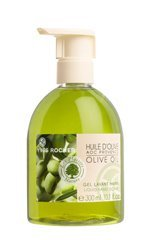 Yves Rocher LES PLAISIRS NATURE Olive Oil гель для душа, мыло, жидкое мыло, скраб, крем, молочко для тела, крем для рук