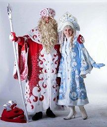 Забавные новогодние костюмы своими руками. Часть 2
