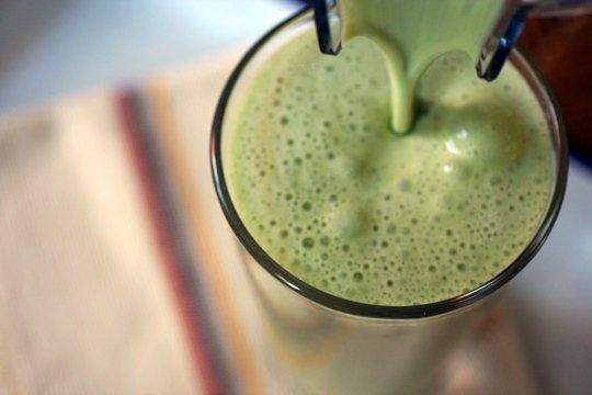 Чай зеленый с молоком для похудения фото до и после отзывы