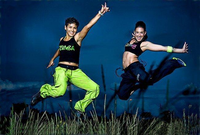 Зумба: фитнес по-новому