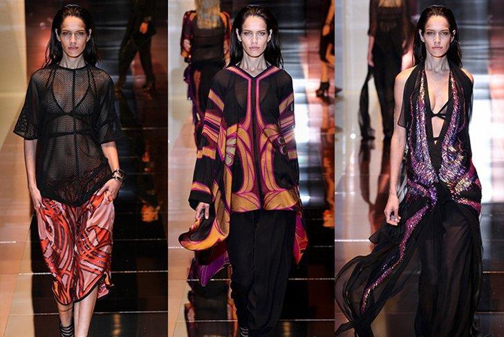 Один из фаворитов первого дня Недели моды в Милане – Gucci