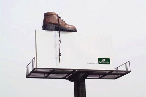 Самые необычная наружная реклама (44 фото)