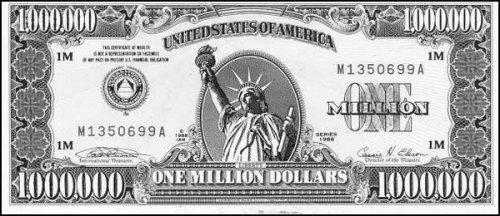 Самые необычные деньги в мире (10 фото)