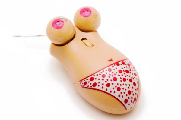 Креативные компьютерные мышки (24 фото)