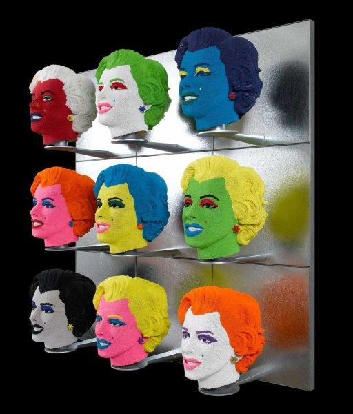 Скульптуры из спичек Дэвида Мэка (18 фото)
