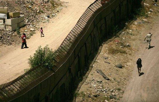 5 самых странных государственных границ