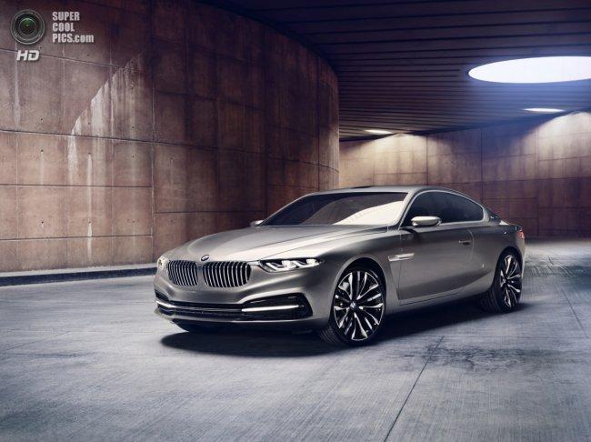 Концепт-кар от BMW и Pininfarina (20 фото)