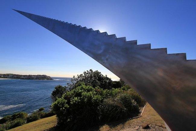 Лестница в бесконечность от Дэвида Мак-Кракена (9 фото)