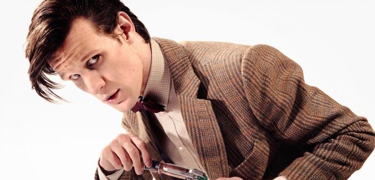 Мэтт Смит больше не будет играть Доктора Кто