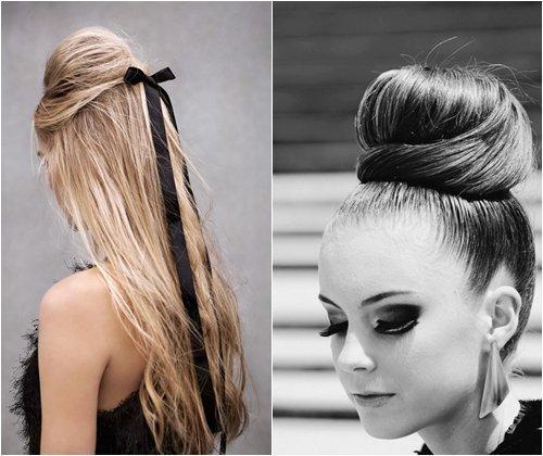 Модные прически на выпускной 2013 на длинные волосы (фото): как сделать красивую стильную прическу своими руками