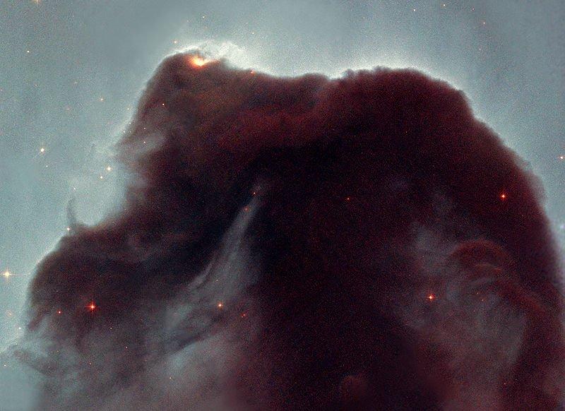 Туманности - Комическая палитра (9 фото)