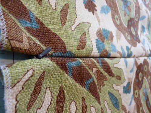 Как сшить чехол на декоративную подушку своими руками — пошаговое видео