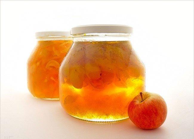 Как правильно варить яблочное варенье?