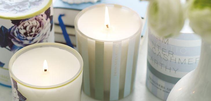Ароматические свечи для уюта в доме