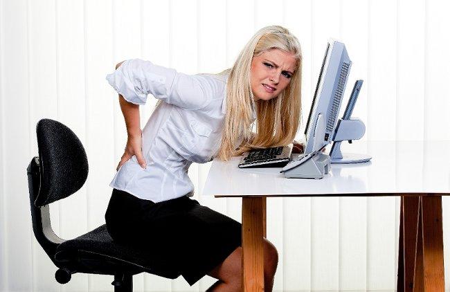 Распространенные причины боли в спине