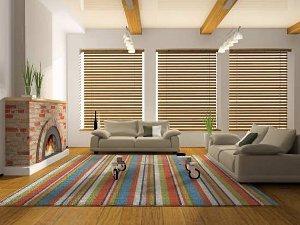 Бамбуковые жалюзи в вашем интерьере