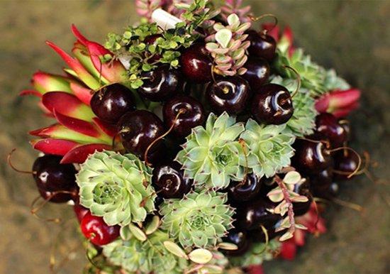 Сам себе флорист: 5 осенних букетов с овощами и фруктами