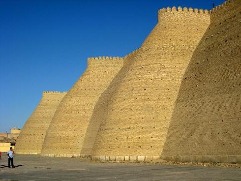 Бухара (Узбекистан) - город сказок