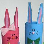 Детские поделки из цветного картона, схемы, фото