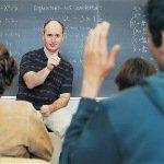 Профессия преподаватель