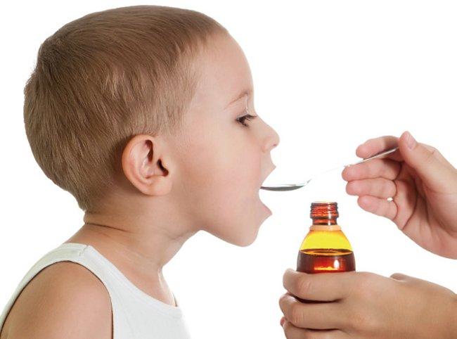 Как вылечить кашель у ребенка?