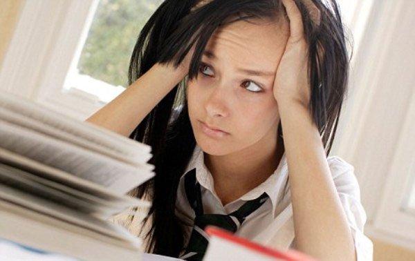 От чего у ребенка стресс?